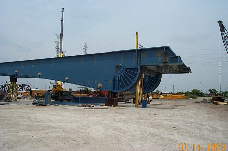 Bridge shaft alignment